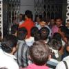 सीधी भर्ती मामले में अभ्यर्थियों का प्रदर्शन
