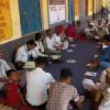 वेदांता ई शिक्षा : ग्राम स्तर पर हुई बैठकें