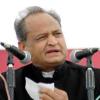 उदयपुर पहुंचे मुख्यमंत्री, नाथद्वारा रवाना