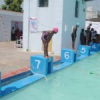 जूनियर व सब-जूनियर तैराकी स्पर्धा का समापन
