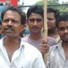 टेम्पोचालकों ने जताया विरोध