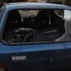 सवीना में कारों के शीशे फोडे़