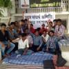 संकायों में सीटें बढ़ाने को लेकर भूख हड़ताल