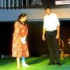 'दी हाउण्ड ऑफ दी बास्करविल्स' का नाट्य मंचन