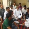 भाजयुमो की दो घंटे में 55 वार्डों की बैठकें पूरी