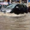 एक घंटे में ढाई इंच वर्षा से थम गया शहर (pics)