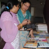 सूचना केंद्र में पुस्तक प्रदर्शनी शुरू