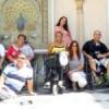 इजरायल के निशक्त पर्यटकों ने देखा सिटी पैलेस