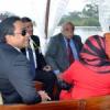 लेकसिटी घूमे मालदीव के राष्ट्रपति