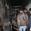 विज्ञान भवन में यूपीएस की बैटरी फटने से आग