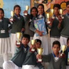 सडक़ों की समस्या समाधान के लिए बच्चों ने दिए प्रजेन्टेशन