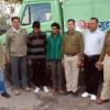 ट्रक चोरी करने वाले गिरोह का पर्दाफाश