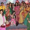 उदयपुर की महिलाओं के संग झूमी 'मिसेज कौशिक व उनकी बहू'