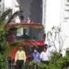 पांच सितारा होटल शेरटन में आग