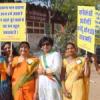 महिलाओं ने निकाली भव्य वाहन रैली