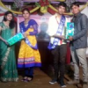 पंजाबी व राजस्थानी रिमिक्स पर थिरके छात्र-छात्राएं