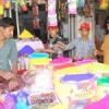 कल धुलेंडी, बाजारों में उमड़ी भीड़
