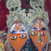 आवरी माता मंदिर में चोरी