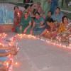 परशुराम जयंती : दीप प्रज्वलन व महाआरती