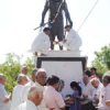 परशुराम जयंती : प्रतिमा का दुग्धाभिषेक, पूजन व हवन
