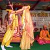 झांकियों से बताया शिव-पार्वती विवाह