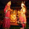 भगवान श्रीराम के जन्मोत्सव में भाव विभोर हुए भक्तगण