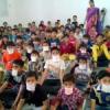 180 बच्चे पहुंचे संस्कार शिविर में