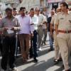 रथयात्रा मार्ग का निरीक्षण किया एडीएम और एएसपी ने