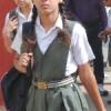 स्कूलों में हुई चहल-पहल