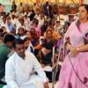जनविरोधी नीतियां बताकर कांग्रेस का धरना-प्रदर्शन