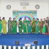 सावन उत्सव में महिलाओं ने बिखेरी हरियाली छटा
