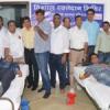 रोटरी क्लब हेरिटेज ने किया 61 यूनिट रक्तदान