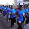स्वस्थ उदयपुर का संदेश लिए दौड़े शहरवासी