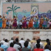 कैदियों के साथ देशभक्ति सांस्कृतिक शाम