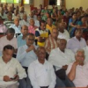 वरिष्ठ नागरिकों ने मनाया आठवां स्थापना वर्ष