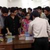 पीएमसीएच में पुस्तक प्रदर्शनी शुरू