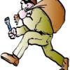 भाजपा उपाध्यक्ष की दुकान से नकदी व जेवर चोरी
