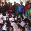हिंदी दिवस पर हुए कार्यक्रम