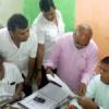 बाढ़-पीडितों के लिए बिल्डर्स ने दिए ढाई लाख रुपए