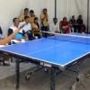 अन्तर महाविद्यालयी टेबल-टेनिस का फाइनल आज