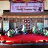 'सिर देकर पर्यावरण रक्षा' का मंचन