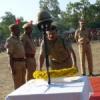 पुलिस शहीद दिवस पर पुष्पांजलि
