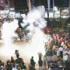कटारिया को गृहमंत्री बनाने पर हर्ष, आतिशबाजी