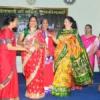 गीत-संगीत ने समां बांधा दीपावली स्नेह मिलन में