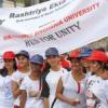 पटेल जयंती पर एकता के लिए दौड़े युवा
