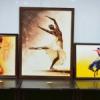 आईआईएम उदयपुर की ग्राफिटो आर्ट एक्जीबिशन