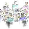 सामाजिक आयोजनों पर चर्चा