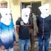 लूट के 3 आरोपी गिरफ्तार