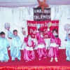 बच्चों ने नृत्य नाटिकाओं से आकर्षक प्रस्तुतियां