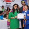 मार्शल आर्ट में महिलाओं की बढ़ी भागीदारी